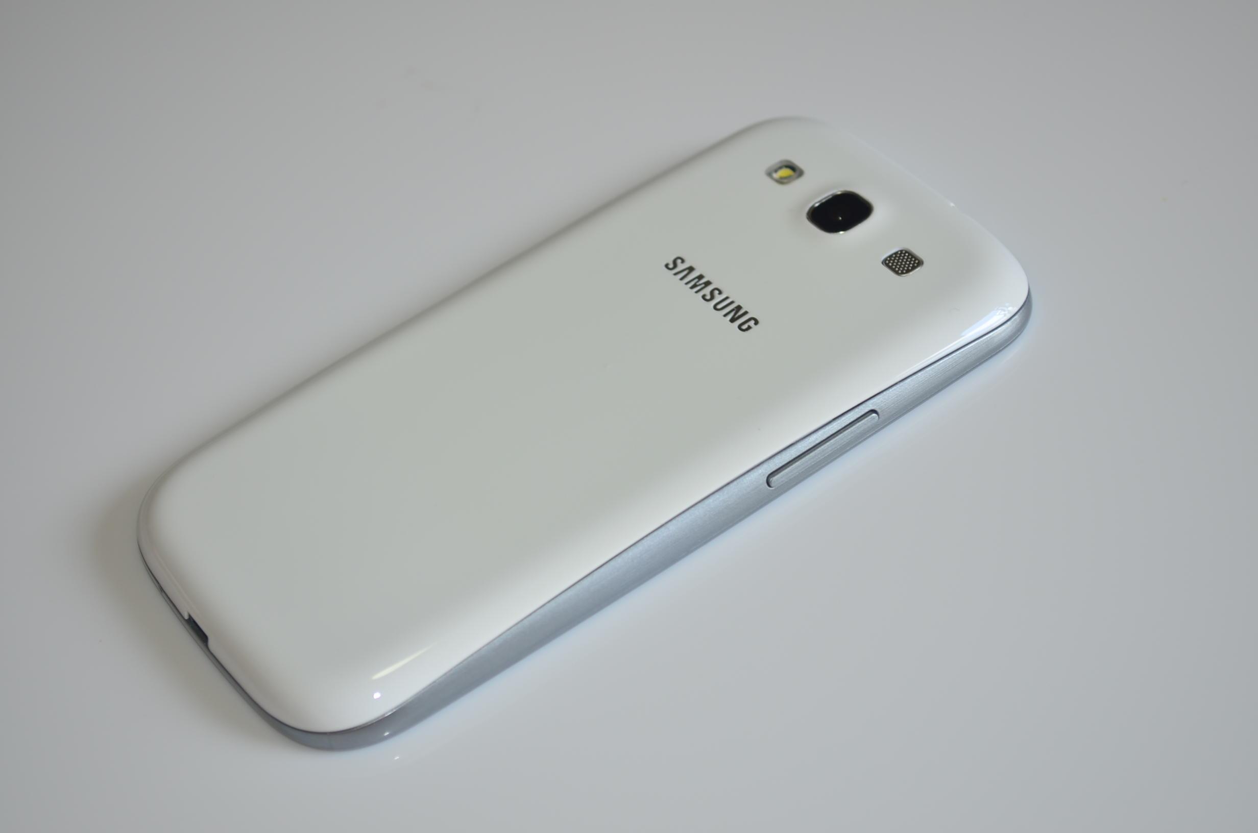Samsung Galaxy S3 - Технические характеристики